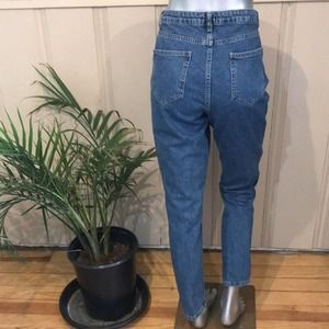 Nasty Gal High Rise Mom Jeans Women's Size 10